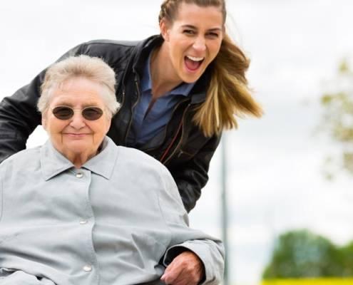 assistenza anziani Pavia